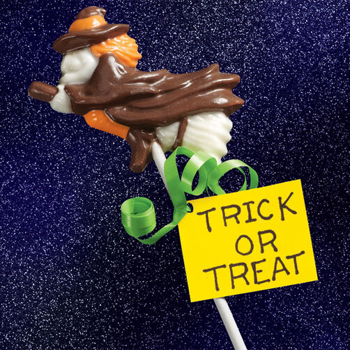 Fright Flight Favor Candy Lollipops
