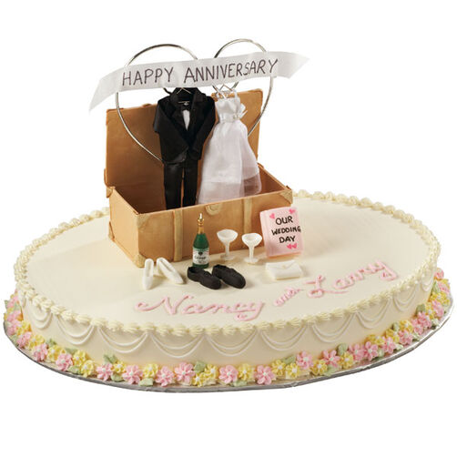 Packed with Memories Cake