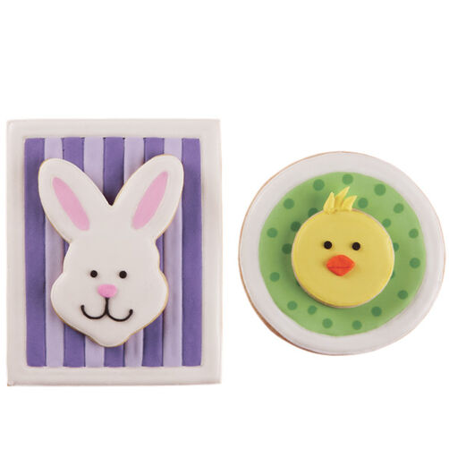 The Picture of Spring Cookies
