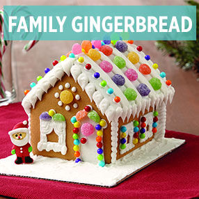 Family Gingerbread