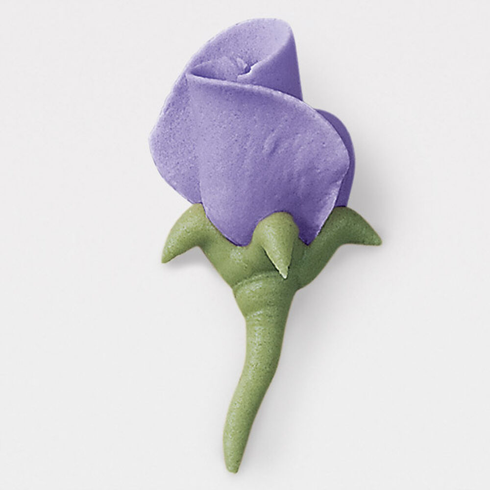 How To Make An Icing Rosebud Wilton