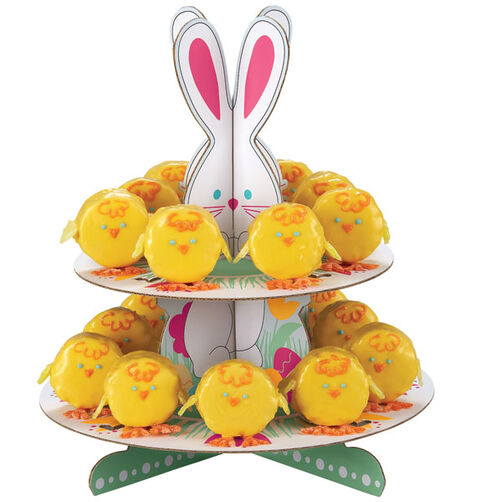 Cute Chick Party Cereal Treats