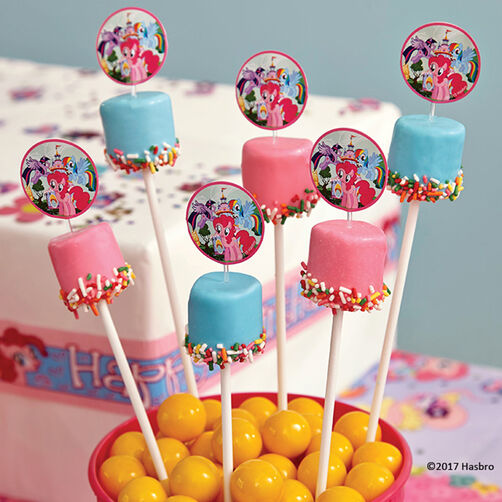 My Little Pony Marshmallow Treats