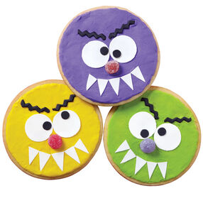 Jittery Critters Cookies