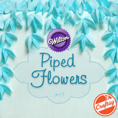 Piped Flowers