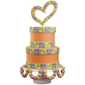 Bedazzled Cake