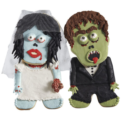 The Newlydeads Zombie Zone Cookies