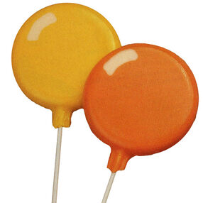 Balloons You Can Pop Candy