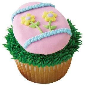 Easter Hunt Cupcakes