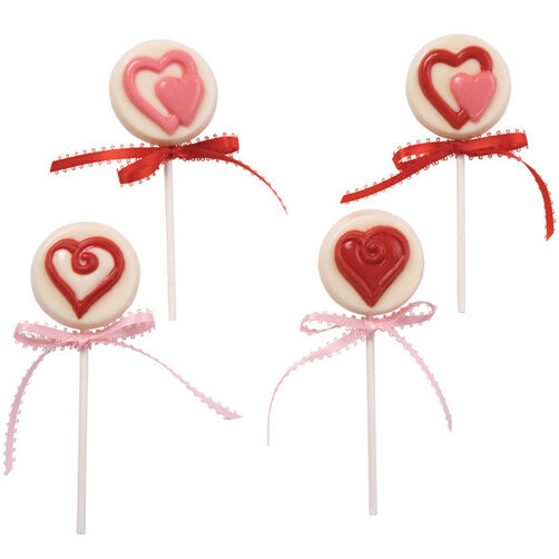 Lots of Love Lollipops