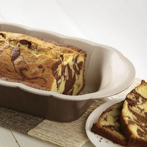 Marbled Pound Cake