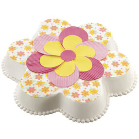 Petal Elation Flower Power Cake