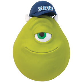Monsters University Mike W. Cake
