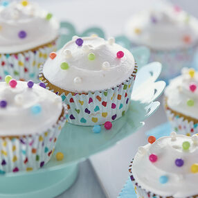 Party Pop Cupcakes