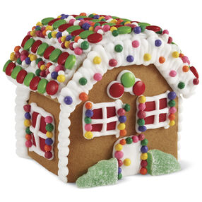 Colonial Gingerbread House #2