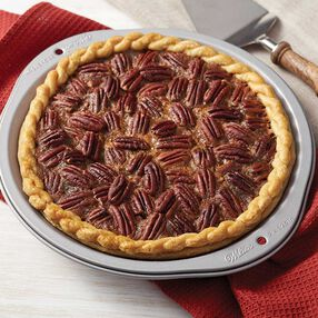 Wilton Bourbon Pecan Pie