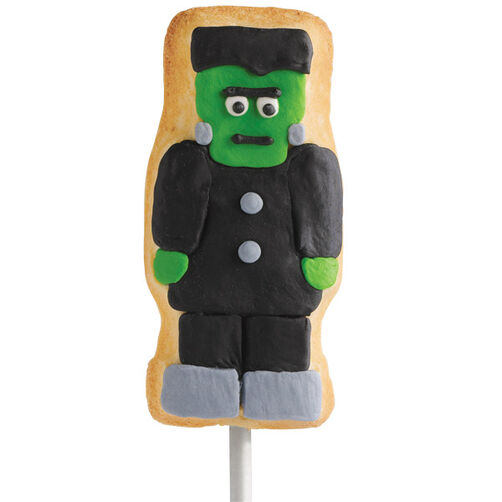 Mighty Monster Cookie Pops