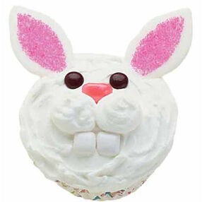 Sweet Tooth Bunny Cupcakes