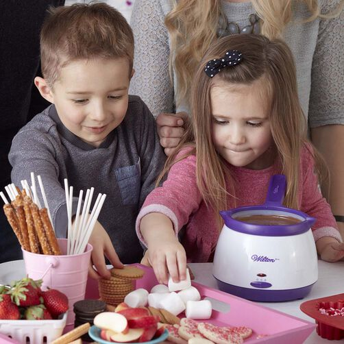 Candy Melts Candy Dipping Dessert Station