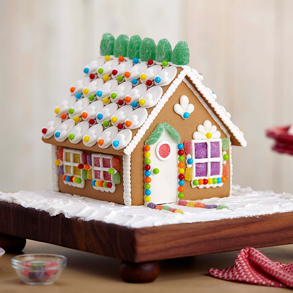 Welcome to cute gingerbread house 3 wilton 1000 ideas for home design and decoration
