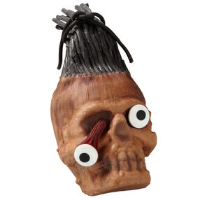 One Sweet Shrunken Head Mini Cakes