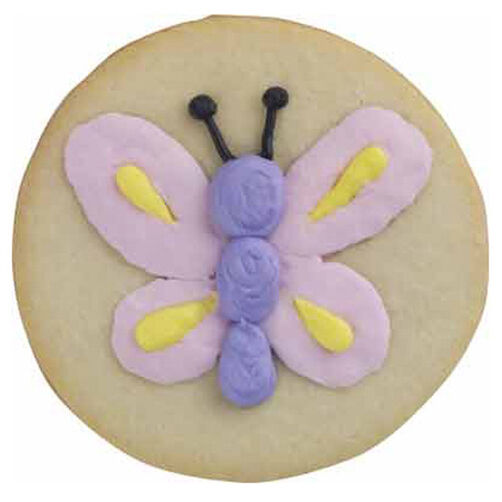 Beautiful Butterfly Cookies