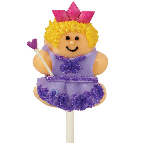 Majestic Miss Cake Pop Character