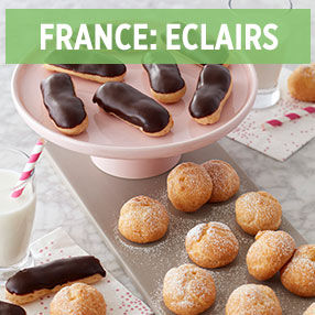 Kids' France: Eclairs Class