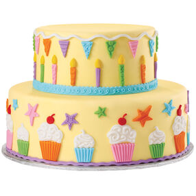 Party All The Time Cake