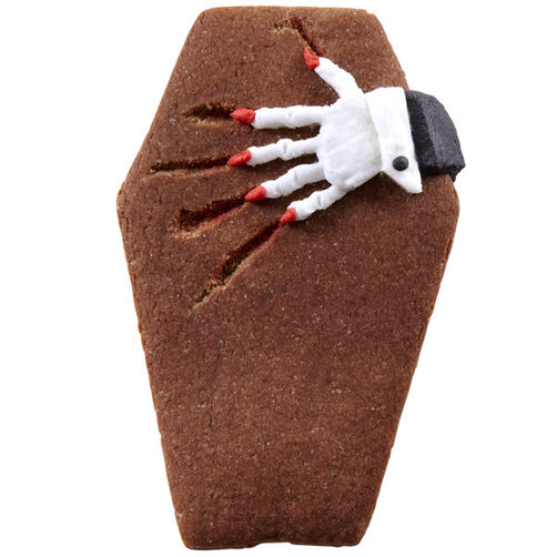 Creepin? Out Coffin Cookie