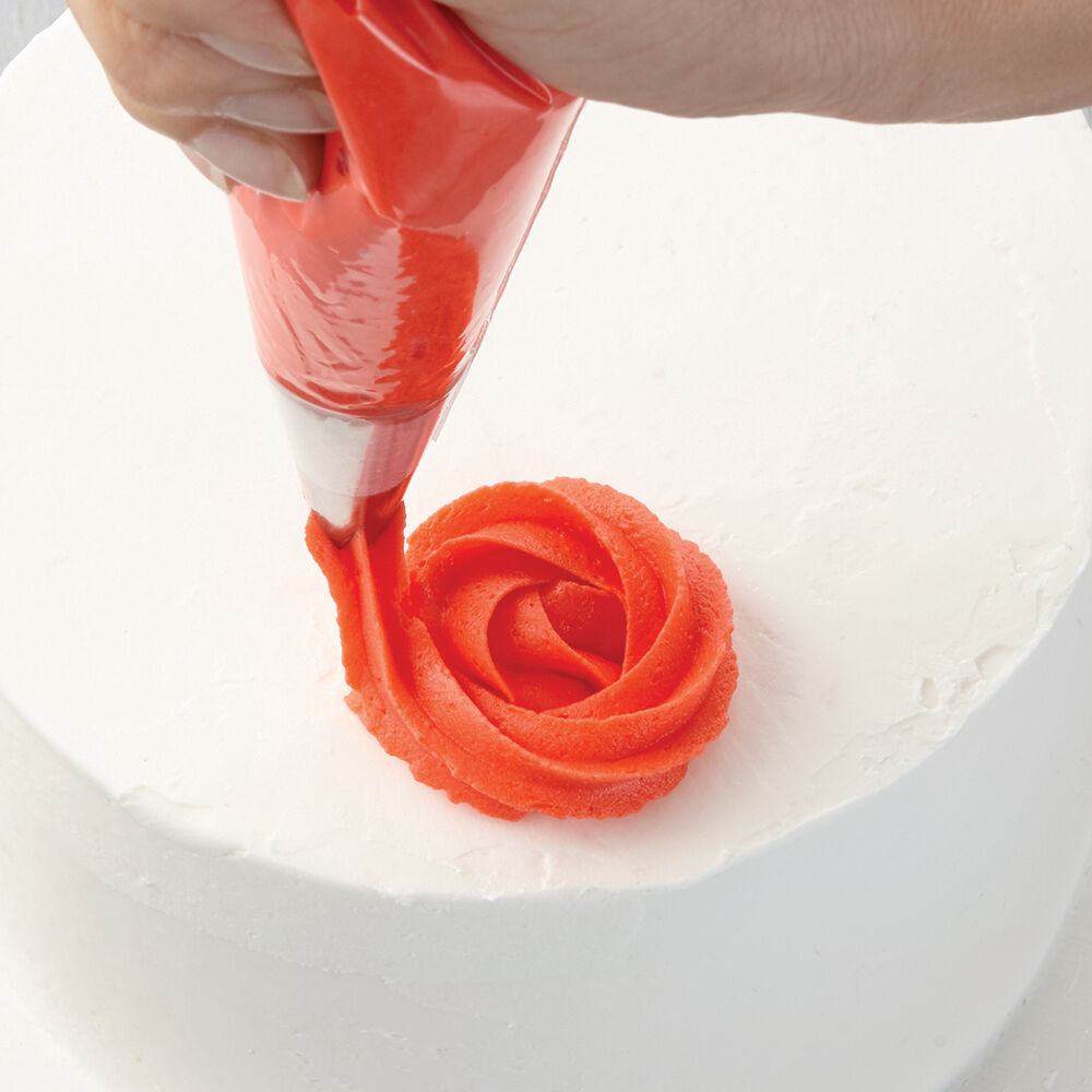 How To Pipe A Rosette Wilton