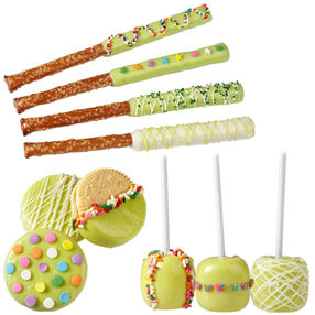 Key Lime Candy Treats