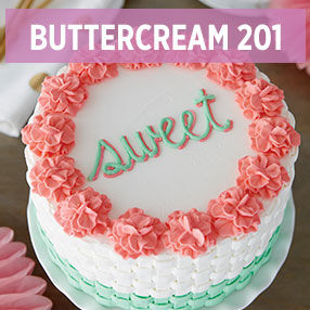 Buttercream 201 classes