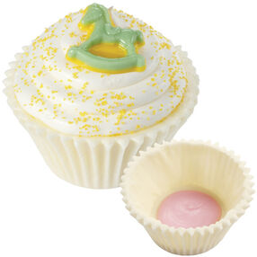 Jumbo Mousse Candy Cup Baby Reveal