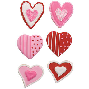 Give Your Hearts Away Cookies