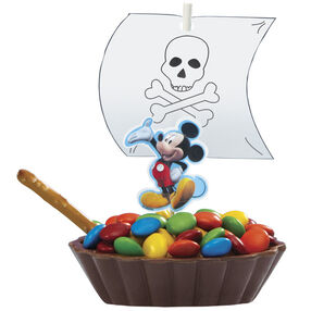 Jolly Mickey Mouse Candy Ship