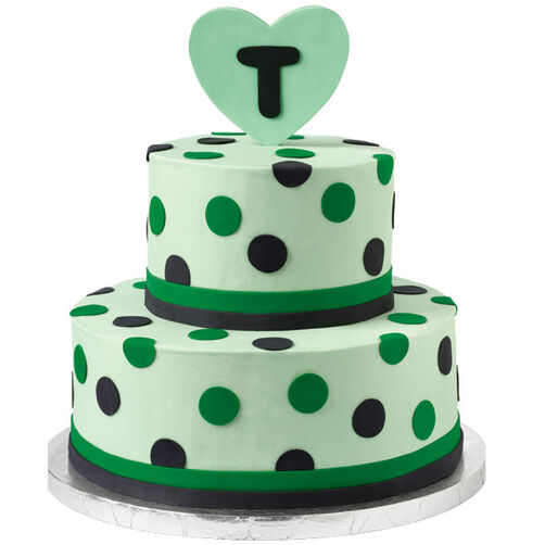 Lots and Lots of Dots Cake