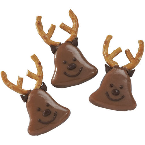 Oh Deer Holiday Cookies