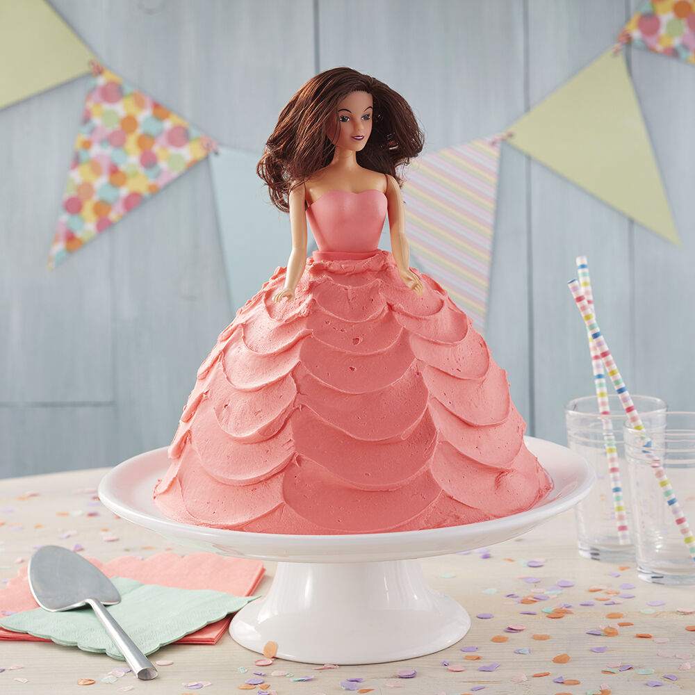 Classic Wonder Mold Doll Cake Wilton