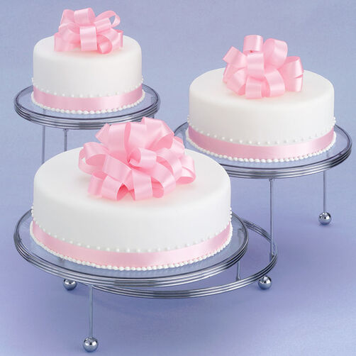 Beads and Bows Cake