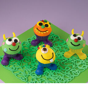 Monstrous Merriment Cupcakes