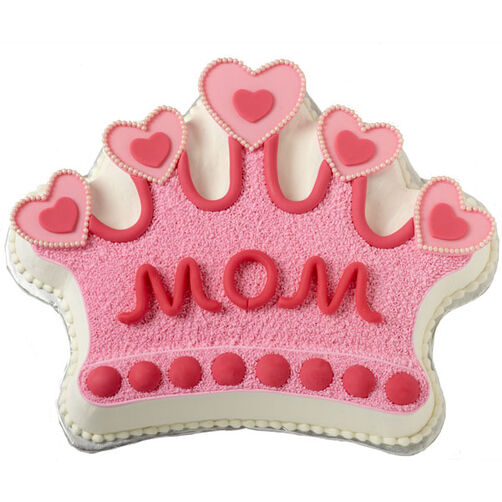 Queen Mom for the Day Cake