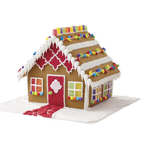 DIY Gingerbread House #4