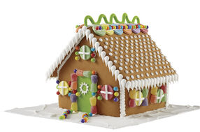 Candy Sweet Gingerbread House #2
