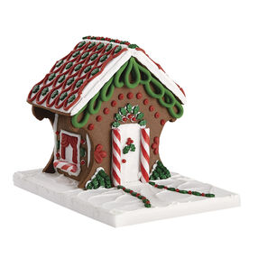 Fancy Gingerbread Cookie House #3