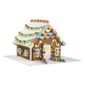 Candy Sweet Gingerbread House #1