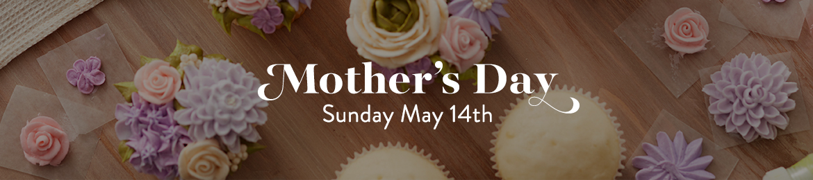 Wilton's Cupcake Decorating for Mother's Day