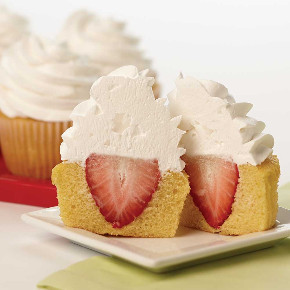 Fruit and Cream Fillings