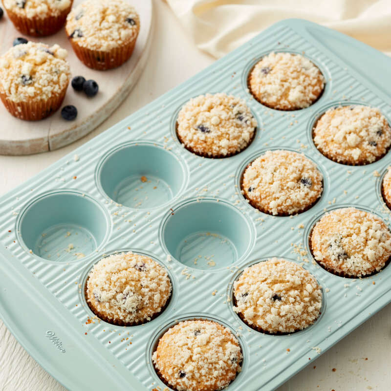 Texturra Performance Non-Stick Bakeware Muffin Pan, 12-Cup image number 4