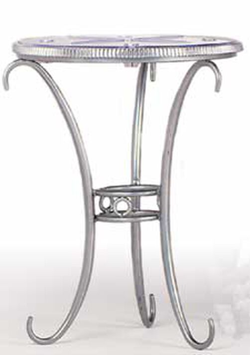 9 in. Scrollwork Cake Stand